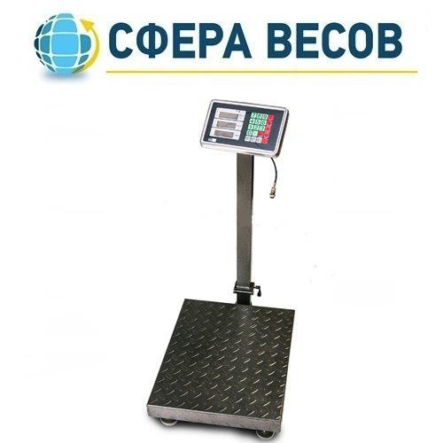 Весы товарные (торговые) ПРОК ВТ-300-С2 (300 кг,400*500)