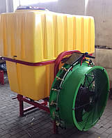 Обпискувач РОДОС 800 л. Італійське обладнання, фото 1