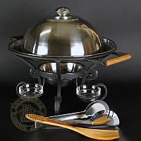 Садж кованый для шашлыка Квартет М, фото 1