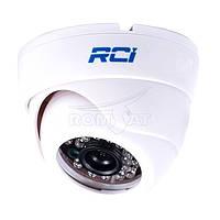 Камера AHD внутренняя купольная RCI RD94AV-36IR 720P