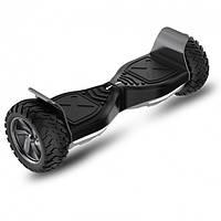 """Гироборд Smart Balance Wheel 9.0"""" OFFROAD (Тао-Тао, Самобаланс) Hummer Черный"""