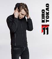 11 Киро Токао | Ветровка мужская 2061 черный