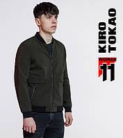 11 Kiro Tokao | Ветровка японская 3725 темно-зеленый
