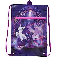 LP18-601M-2 Сумка для обуви с карманом Kite My Little Pony