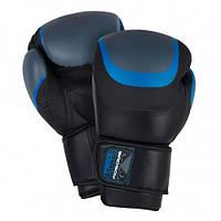 Боксерские перчатки Bad Boy Pro Series 3.0 Blue 10 ун.