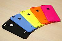 Силиконовый чехол с логотипом для iPhone 6 / 6S (4.7 Дюйма) (5 Цветов), фото 1