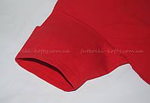 Мужская футболка плотная мягкая Красная Fruit of the loom 61-422-40 S, фото 2