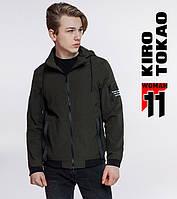 11 Kiro Tokao   Ветровка из Японии 2061 зеленый