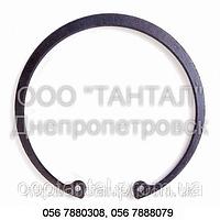 Кольцо стопорное внутреннее эксцентрическое от Ø8 до Ø400, ГОСТ 13943-86, DIN 472