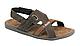 Босоніжки Paolla 009(коричневий)