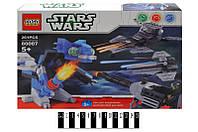 "Brick   ""STAR WARS""  80007  261 дет. р.32х21,5х6 см., шт"