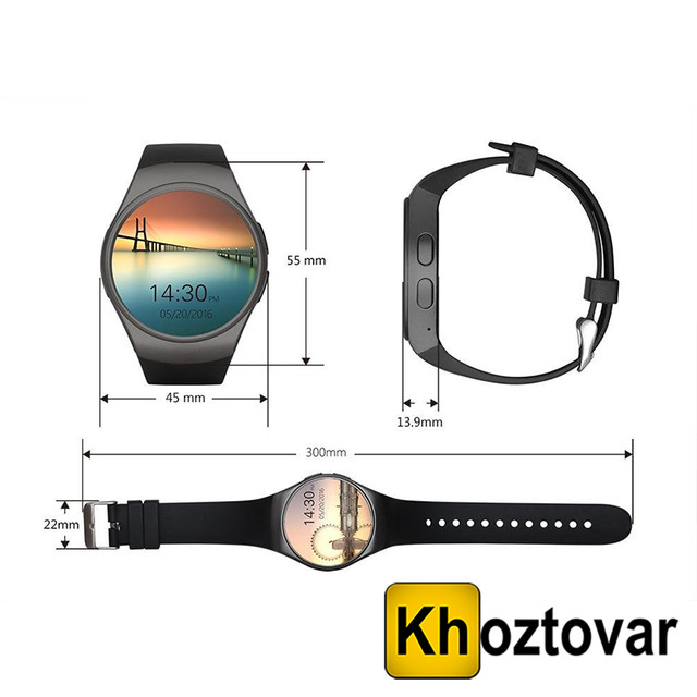 Умные часы Smart Watch F13 KW18