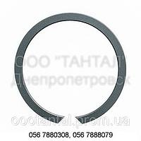 Кольцо пружинное упорное плоское концентрическое внутреннее от Ø8 до Ø320, ГОСТ 13941-86