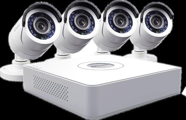IP комплекты видеонаблюдения
