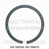 Кольцо стопорное наружное концентрическое пружинное упорное от Ø30 до Ø400, DIN 5417