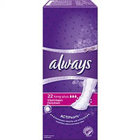Always Slipeinlagen ACTIPearls - Женские гигиенические прокладки три капли