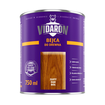Бейц д/деревини Vidaron В08 королівський палісандр 750 мл