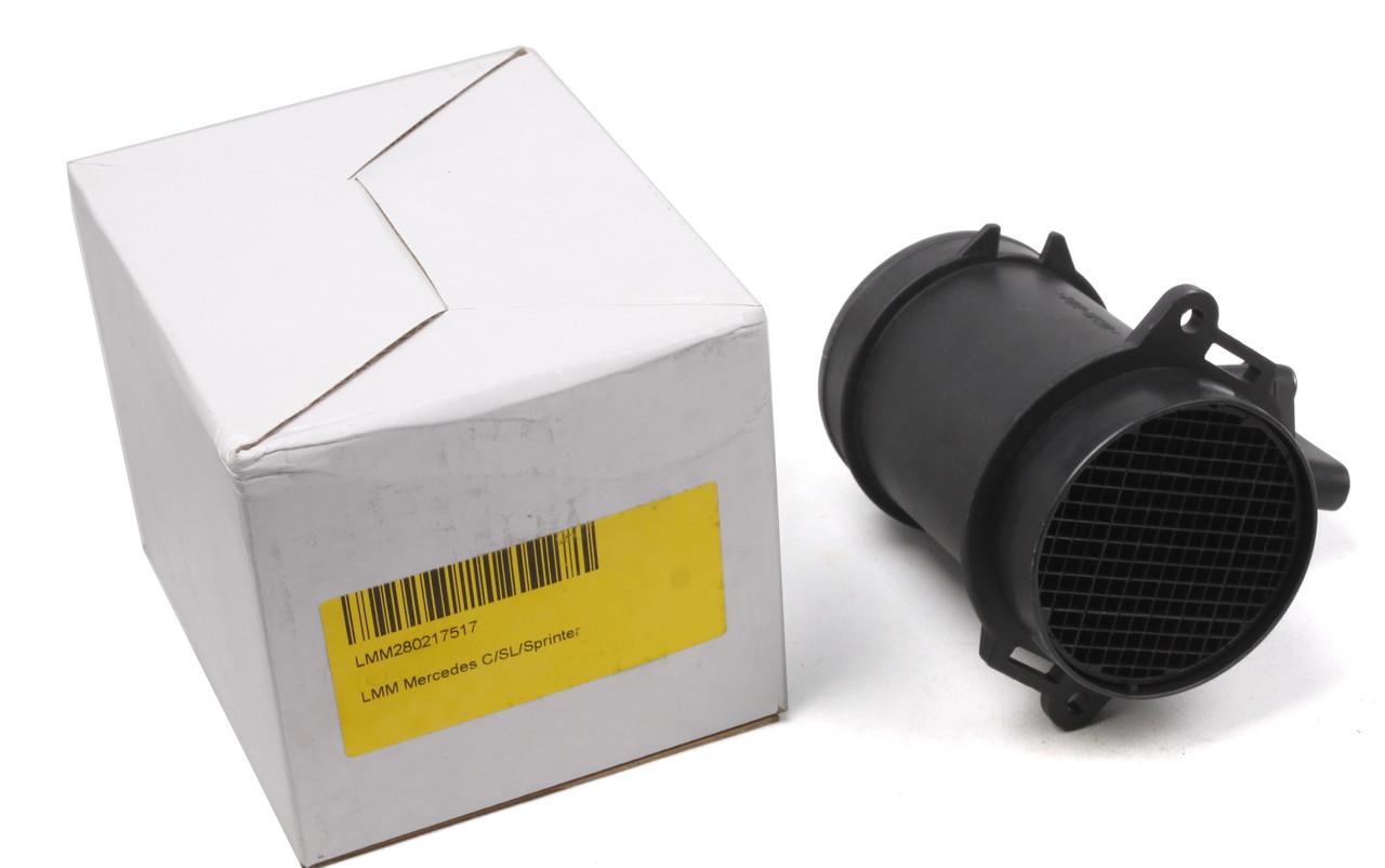 Расходомер воздуха DB M104 W202/140. Sprinter OM611 (прямая фишка) 5-контактов , BOSCH