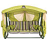"""Качеля садовая """"Алиса"""" с креслом-качалкой Vitan, фото 3"""