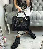 Женска сумка-шоппер Gucci (реплика)