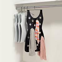 Органайзер для платков и шарфов Платье