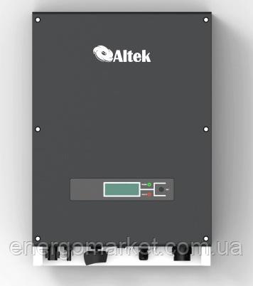 Инвертор сетевой Altek АKSG-3.2К-DM с 2 МРРТ трекерами