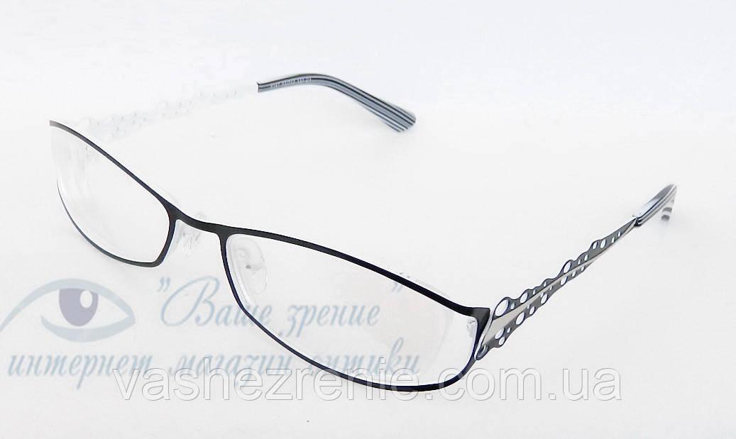 Очки женские для зрения с диоптриями +/- Код:236