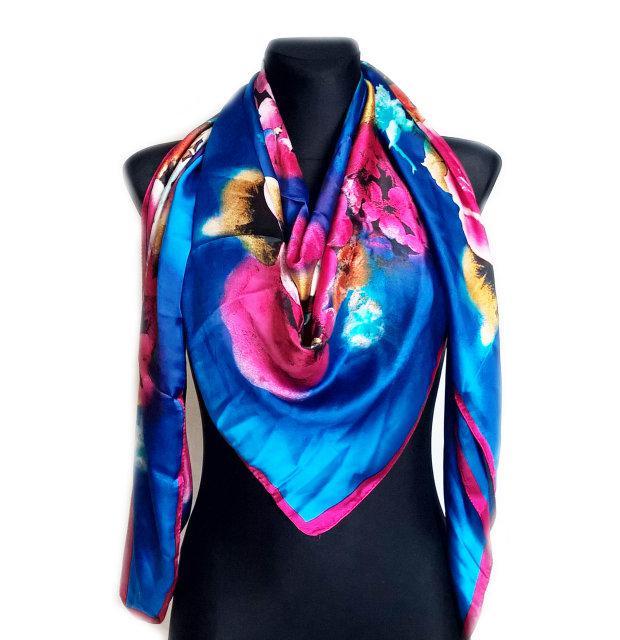 Шелковый платок Сицилия