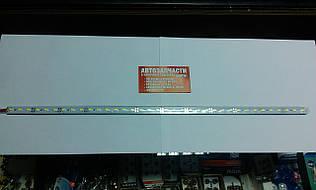 Діодна смуга 50 см з провідом 12V біла