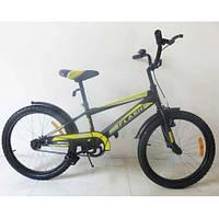 Велосипед TILLY FLASH 20 дюймов T-22044 Black