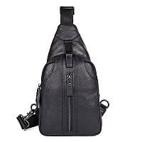 """Рюкзак сумка через плече """"Стиляга New 3-1"""" натуральная кожа, фото 1"""