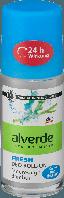 Органический роликовый дезодорант аlverde Fresh Meeresalge Bambus
