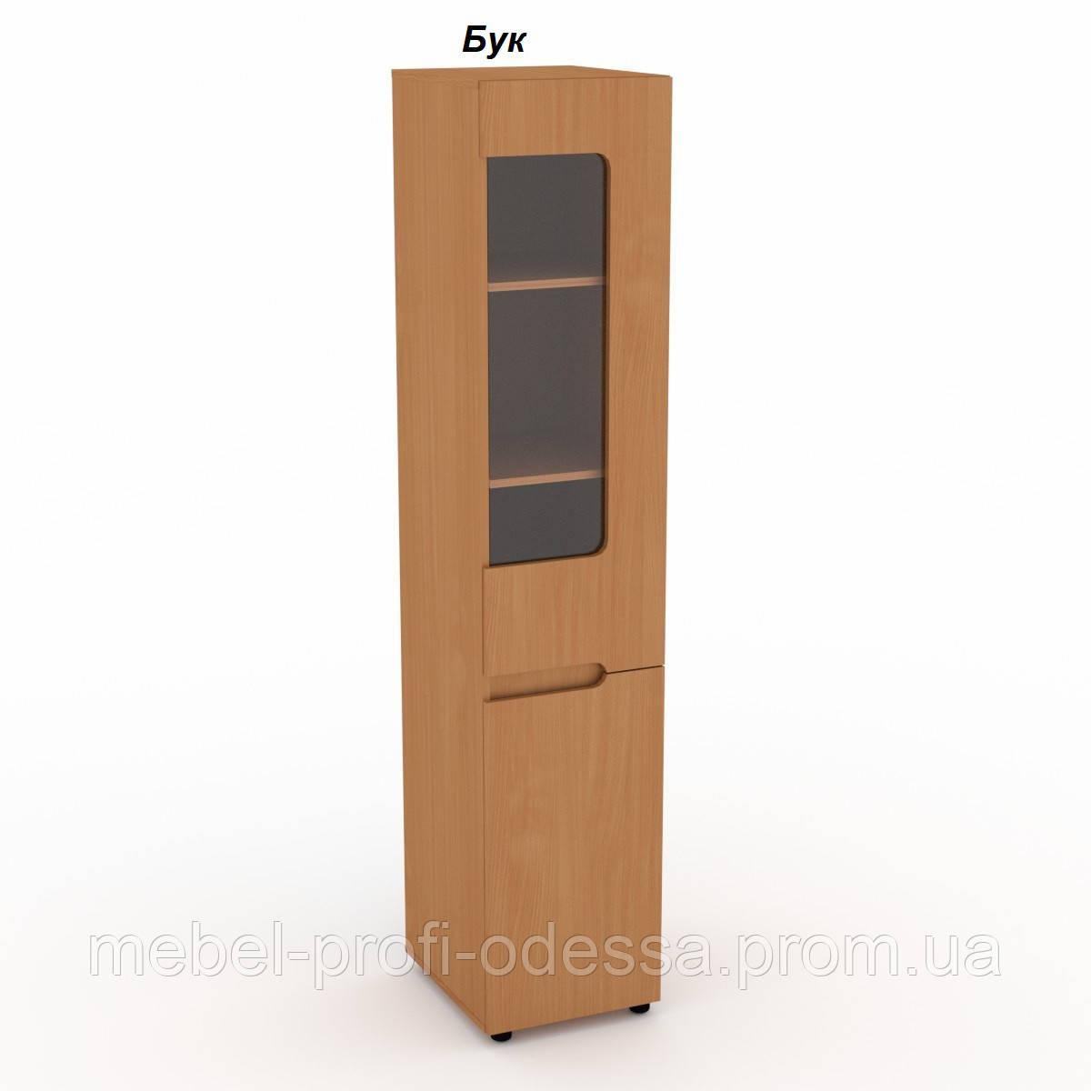 Шкаф 24 П ДСП Компанит Модульная система Стиль шкаф, витрина