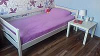 Кровать из массива 80*190 Нотка