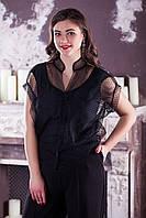 Стильная женская блуза №2124