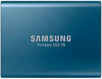 USB-SSD-TLC 500GB Samsung Portable SSD T5 (MU-PA500B/WW)