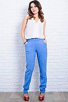 Стильные Женские льняные брюки 42-60р