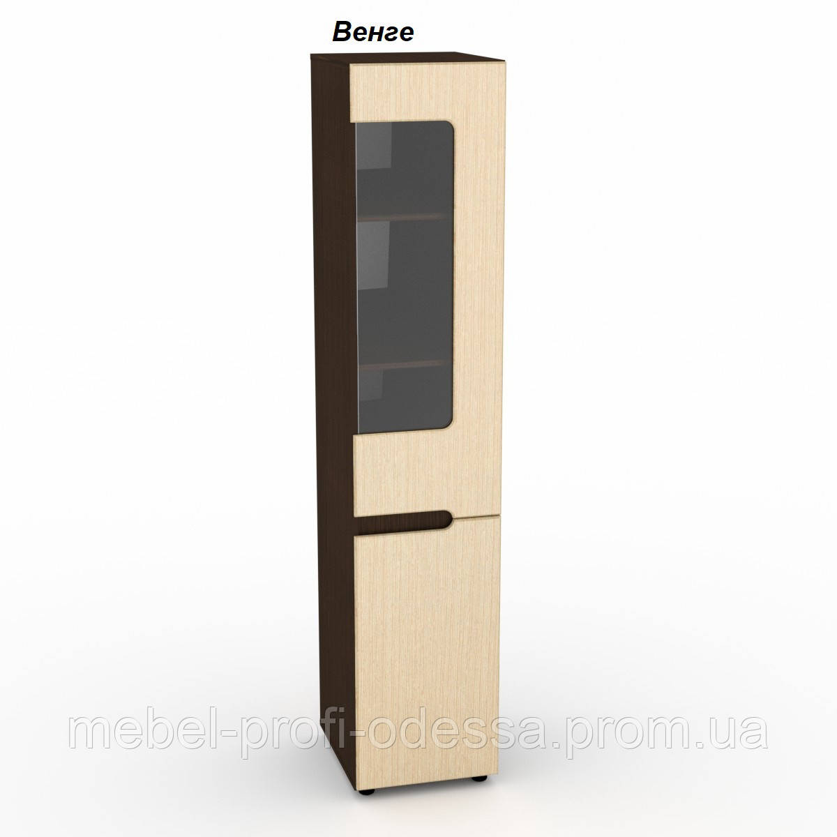 Шкаф 24 П МДФ Компанит Модульная система Стиль шкаф, витрина