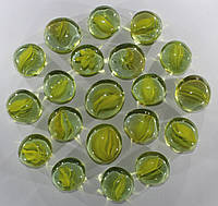 Камень декоративный, искусственный. Оливковый