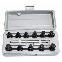 Комплект для откручивания масляных пробок, 12 предметов Jonnesway AI030002, фото 1