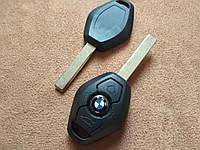 "Ключ корпус заготовка ключа BMW ""Ромб"" лезвие HU92"