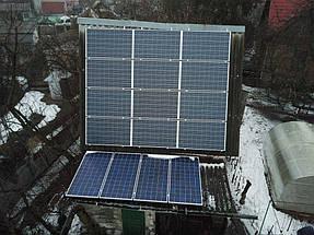 Солнечная сетевая электростанция 16 кВт. г. Белая Церковь 4