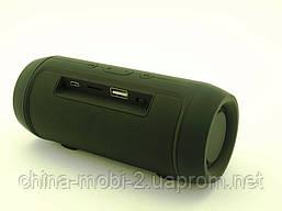 JBL Charge 2 mini 3W J006B копия, колонка с FM Bluetooth MP3, черная, фото 2