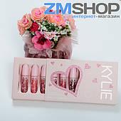 Набор матовых помад Kylie Matte Liquid Lipsticks The Birthday Collection