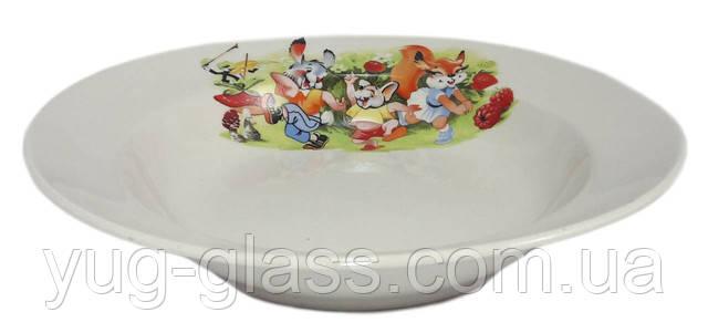 тарелка для деток