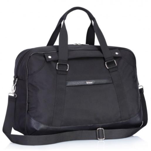 Дорожная сумка Dolly 782 Размеры 43 см. - 21 см. - 30 см.