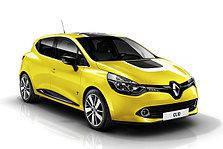 Килимки автомобільні у салон Renault Clio