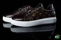 Мужские легкие кеды Louis Vuitton (луис витон, реплика) (реплика), фото 1