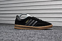 Adidas Gazelle x PALACE Black (Реплика)