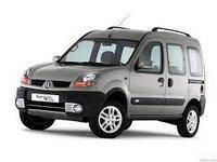 Килимки автомобільні у салон Renault Kangoo 2002-2007